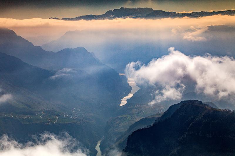 《大峡谷》-张东摄--乌依乡